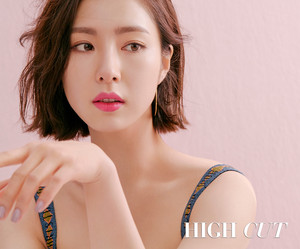 Shin Se Kyung - High Cut Magazine vol. 216