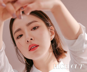 Shin Se Kyung - High Cut Magazine vol. 216