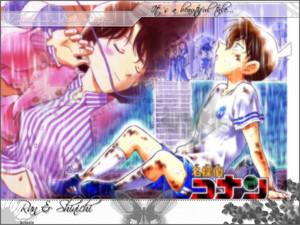 Shinichi x Ran