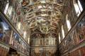 Sistine Chapel - italy photo