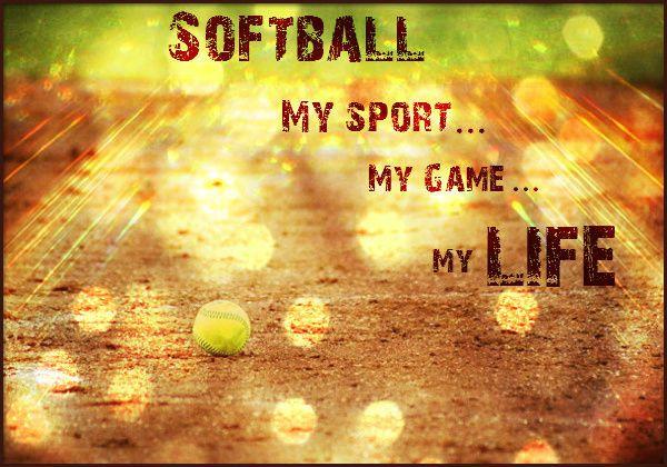 Softball Frases 2 Softball15 Foto 41307888 Fanpop