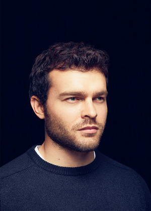 Solo: A سٹار, ستارہ Wars Story Cast at Variety Photoshoot - Alden Ehrenreich