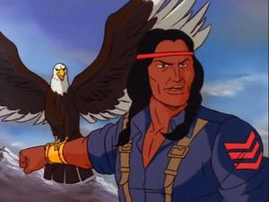 Spirit and Freedom Sunbow G.I.Joe cartoon series
