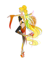 Stella New Transformation - the-winx-club fan art