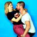 Stephen Amell and Emily Bett Rickards profil ikon - For Elly (lunajrv)