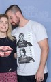 Stephen and Emily #HVFFLondon - stephen-amell-and-emily-bett-rickards photo