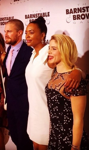 Stephen and Emily at the Kentucky Derby