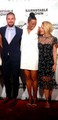Stephen and Emily at the Kentucky Derby - stephen-amell-and-emily-bett-rickards photo