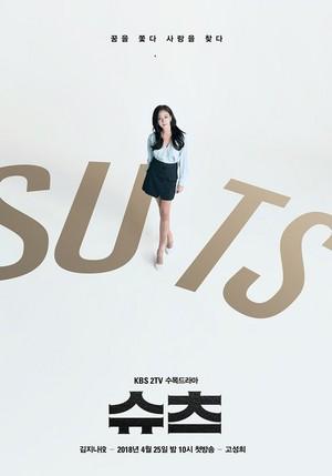 《金装律师》 Poster