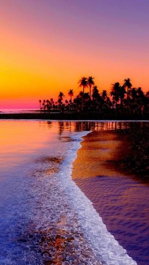 Sunset Beach,Oahu,Hawaii