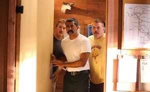 Super Troopers 2 - Foster, Thorny and Farva