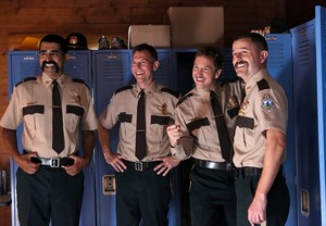 Super Troopers 2 - Thorny, Rabbit, Foster and Mac