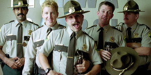 Super Troopers Portrait