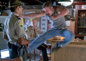 Super Troopers - Thorny, Foster and Mac