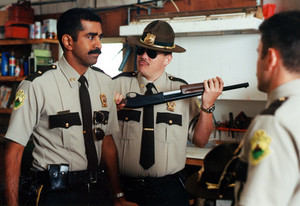 Super Troopers - Thorny and Farva