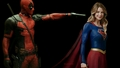 Supergirl Wallpaper - Deadpool 1 - dc-comics wallpaper