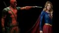dc-comics - Supergirl Wallpaper - Deadpool 1 wallpaper