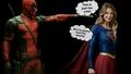 dc-comics - Supergirl Wallpaper - Deadpool 3 wallpaper