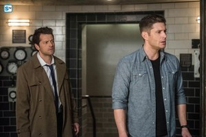Supernatural - Episode 13.23 - Let the Good Times Roll - Promo Pics