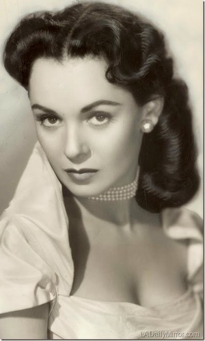 Susan Cabot-Harriet Shapiro(July 9, 1927 – December 10, 1986]