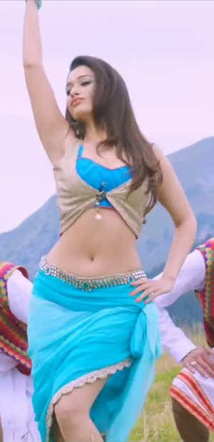 Tamannaah-The Billion Dollar Pose