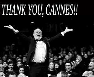 Terry Gilliam Triumphant at Cannes 2018