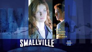 Tess & Oliver Smallville DVD Menu