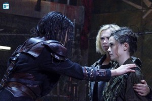 The 100 - Episode 5.06 - Exit Wounds - Promotional foto-foto