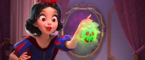 The 迪士尼 Princesses in Ralph Breaks The Internet