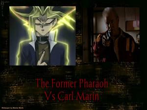 The Former Pharaoh Vs Carl Marin