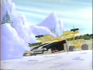 The General G.I.Joe vehicle