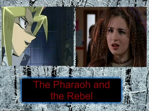 Lizzie McGuire fondo de pantalla entitled The Pharaoh and the Rebel