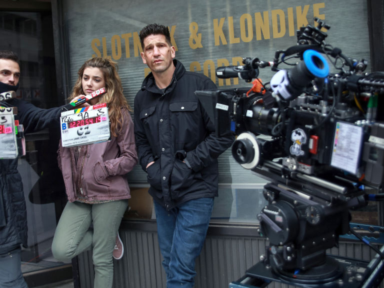 The Punisher Season 2 Set Picture