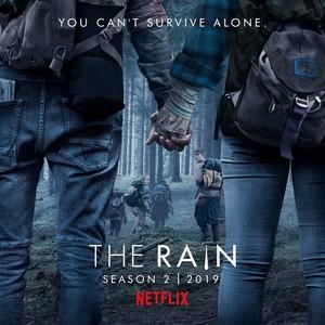 The Rain - Season 2 Announcement Poster