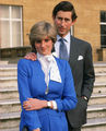 The Royal Engagement  - princess-diana photo