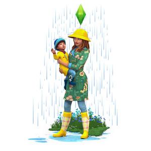 The Sims 4: Seasons Renders
