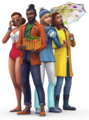 The Sims 4: Seasons Renders