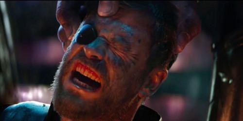 Avengers: Infinity War 1 & 2 壁纸 called Thor Avengers Infinity War part 1
