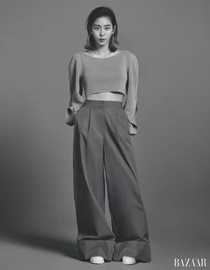 UEE - Harper's Bazaar Magazine March Issue'18