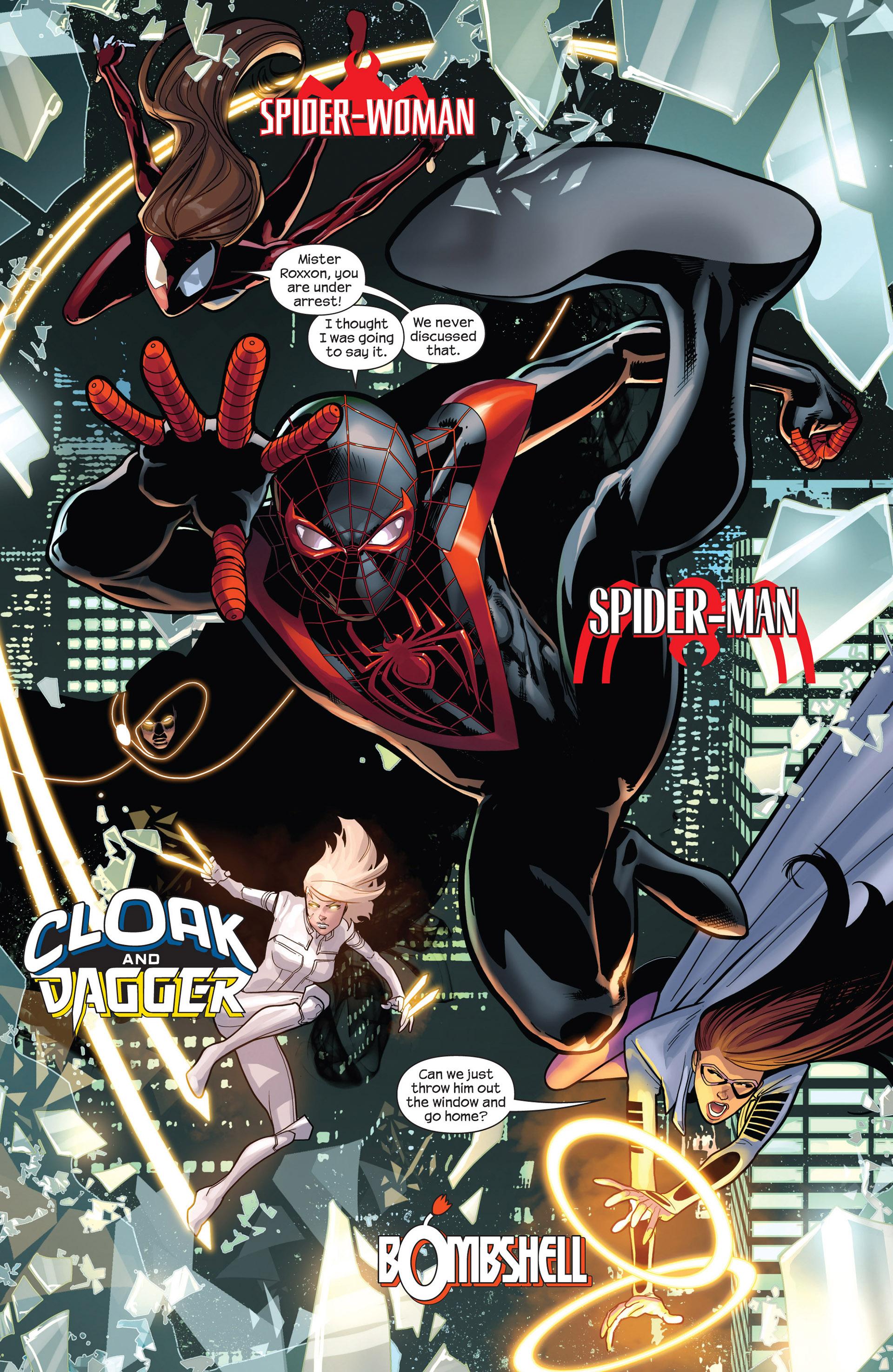 Bombshell Lana Baumgartner Images Ultimate Comics Spider Man Vol 2