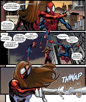 Ultimate Comics araign? e, araignée Man Vol 2 5