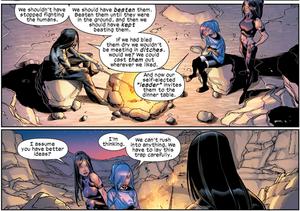 Ultimate Comics X-Men 21