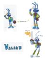Valian - A Bug's Life 2 - a-bugs-life fan art