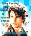 Vanilla Sky. Picture edited by me 💙 - tom-cruise fan art