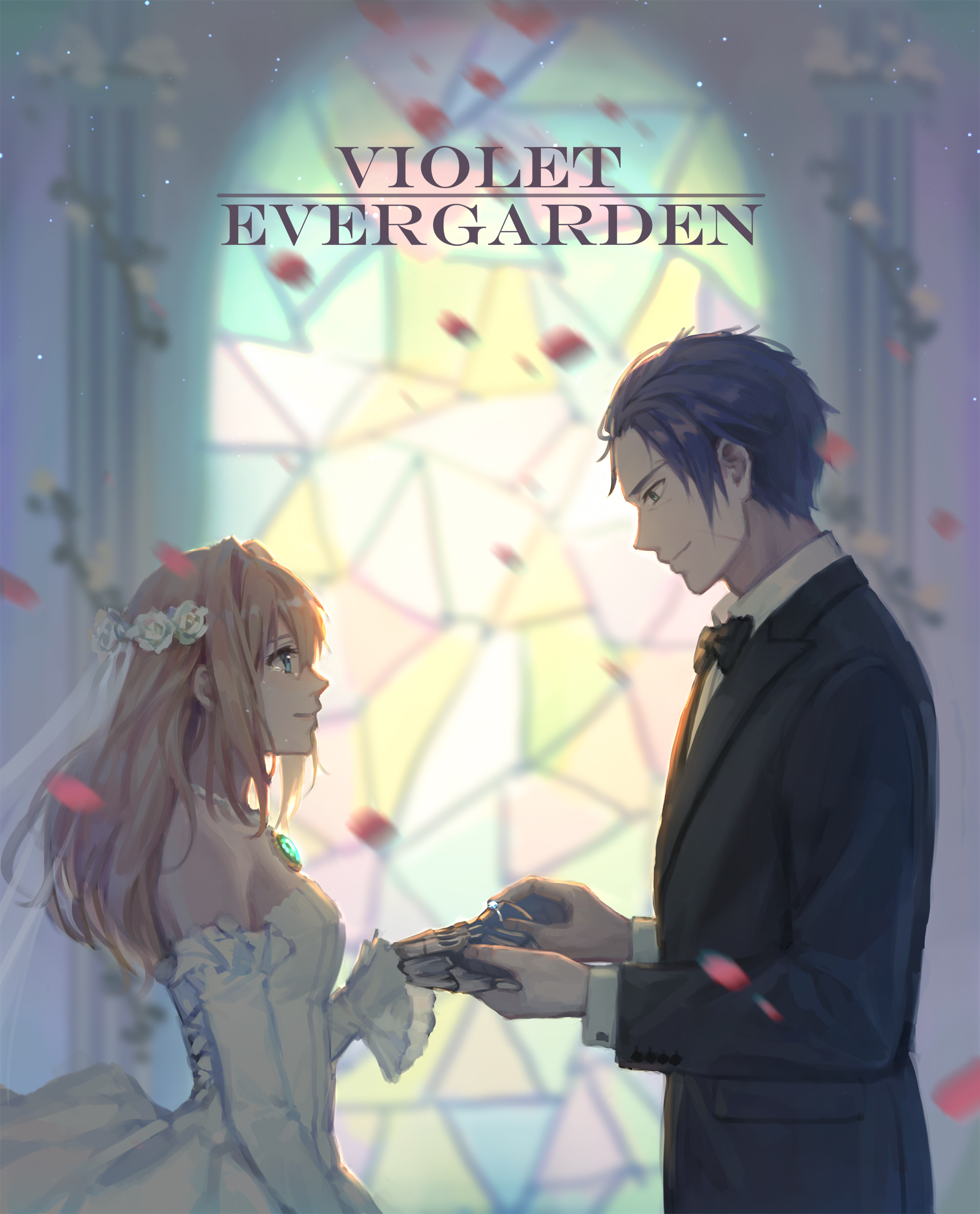 violet evergarden images violet evergarden full 2304450 hd wallpaper