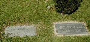 Virginia Rappe grave