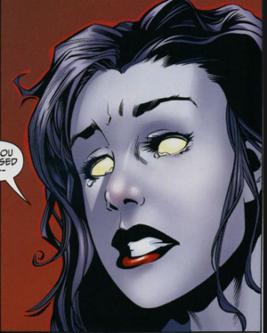 Warlock's Daughter