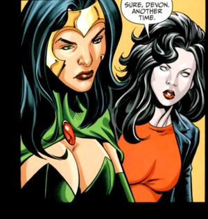 Warlock's daughter and enchantress