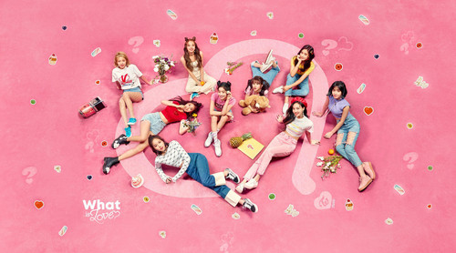 Twice (JYP Ent) wallpaper called What is love Desktop