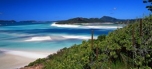 Whitehaven Beach, Whitsunday Island, Austrailia